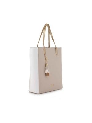 Γυναικεία Τσάντα Ώμου ADONIO ADRIANO AD904 NUDE