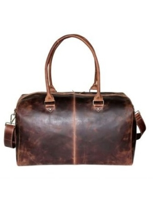 Τσάντα Ταξιδιού από Γνήσιο Δέρμα Κορυφαίας Ποιότητας